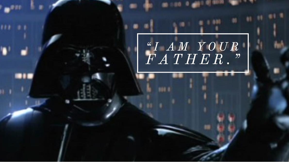 Star Wars movie quote