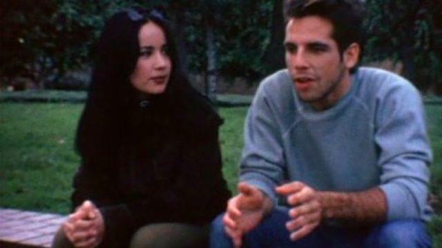 Janeane Garofalo and Ben Stiller in The Ben Stiller Show