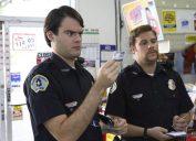 Bill Hader and Seth Rogen in Superbad