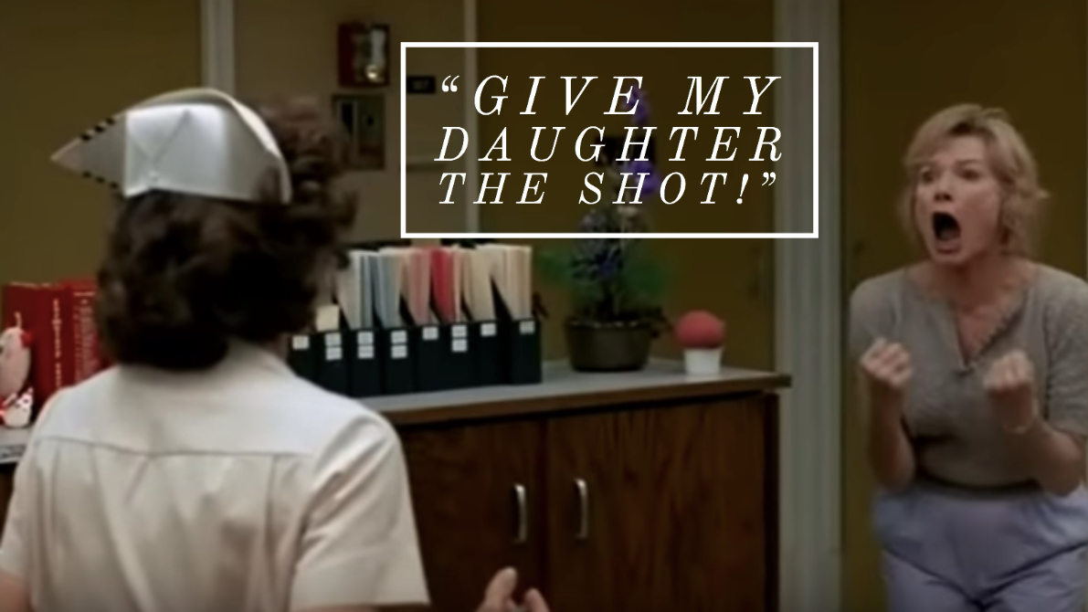 Terms of Endearment movie quote