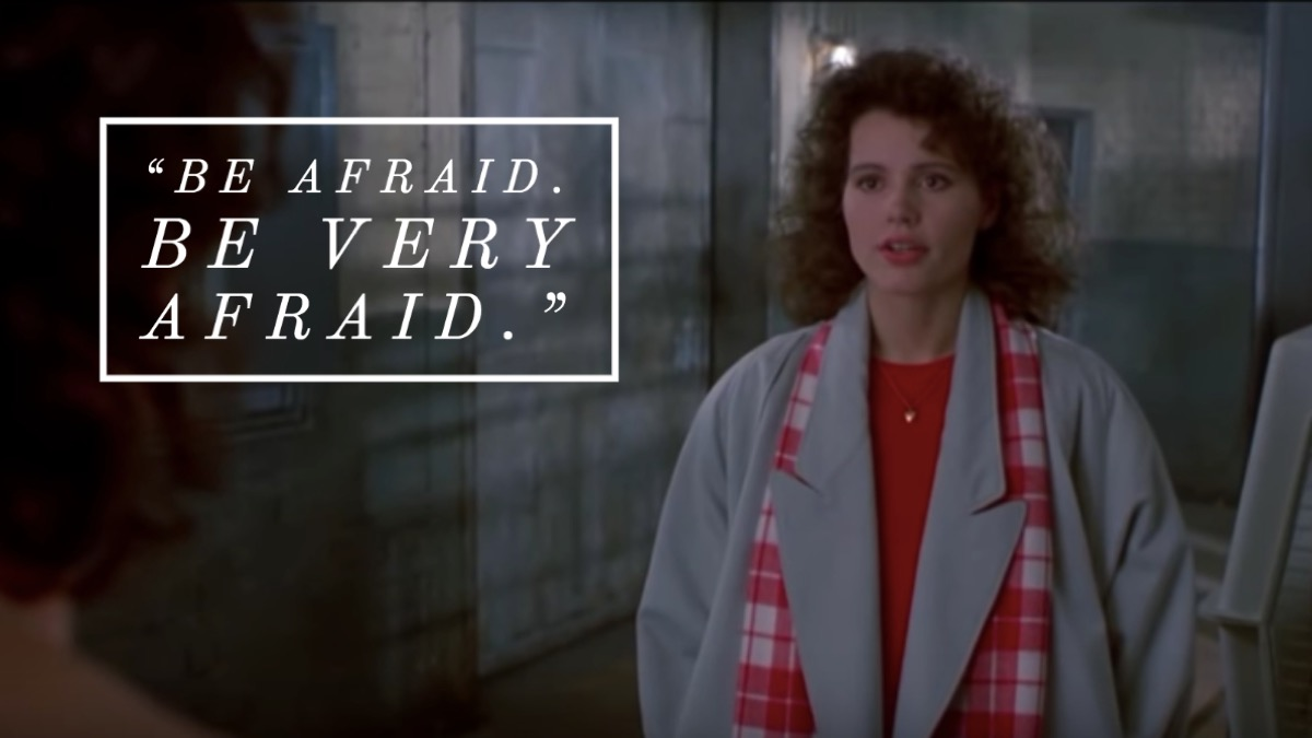 The Fly movie quote