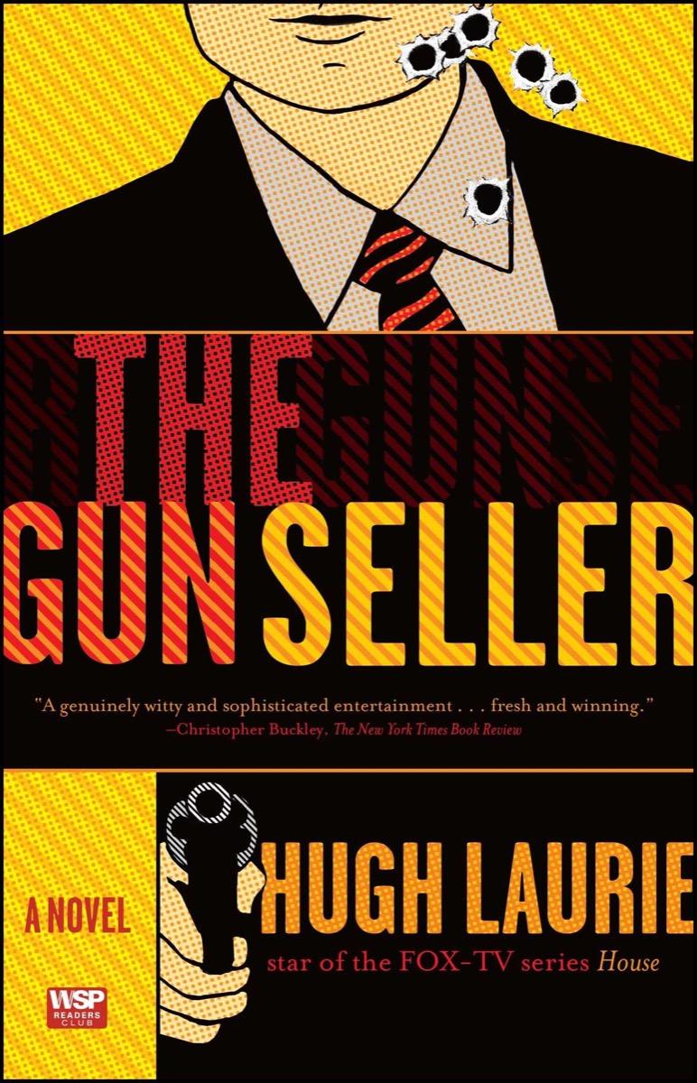 the gun seller hugh laurie book cover