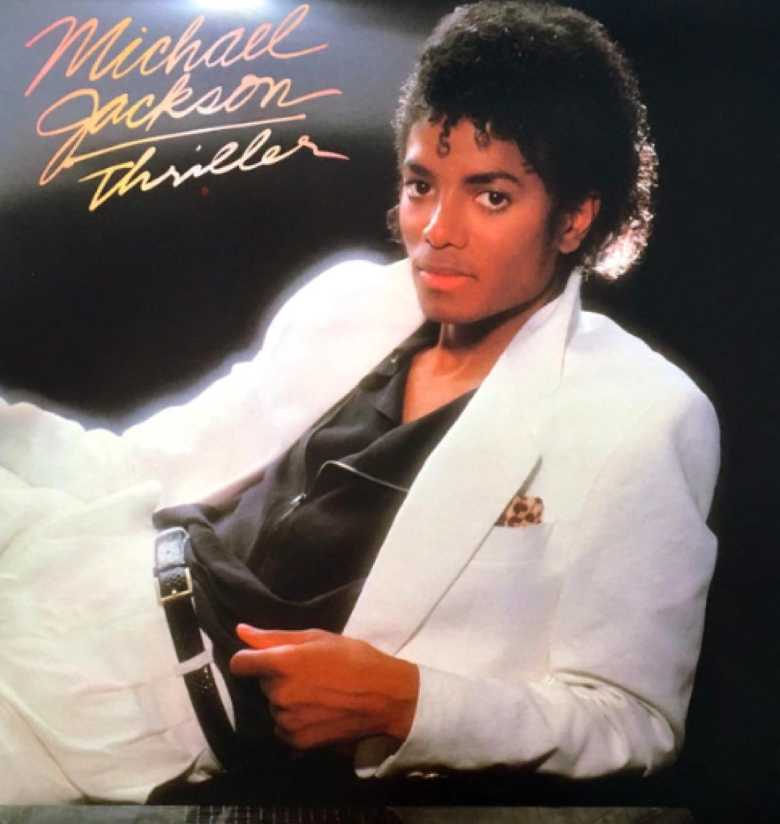 Thriller album Michael Jacskson