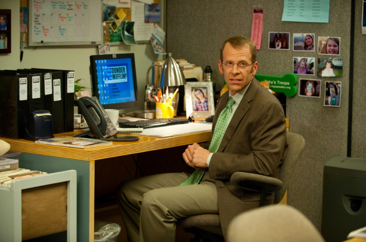 Toby from The Office