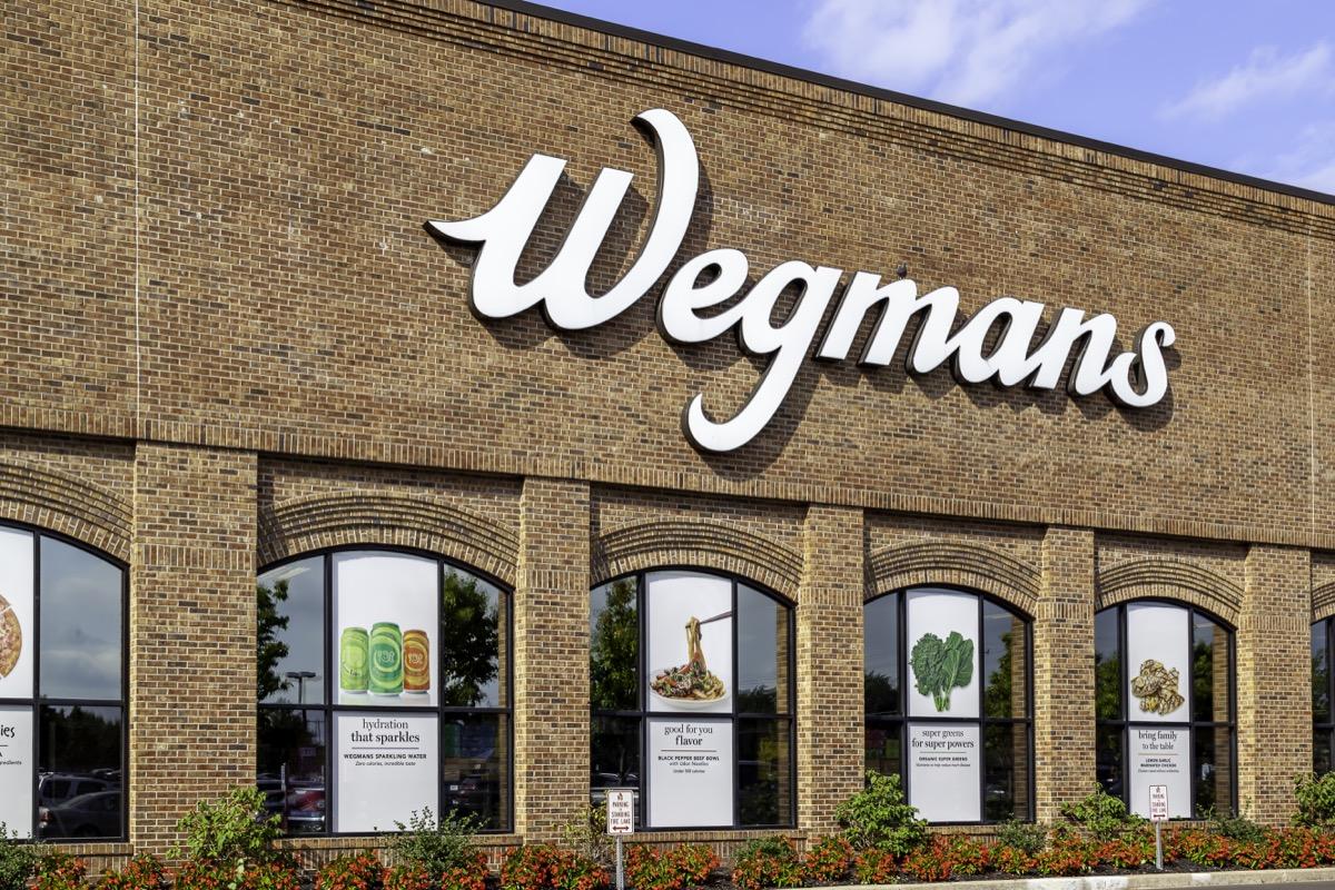 Wegmans New York store