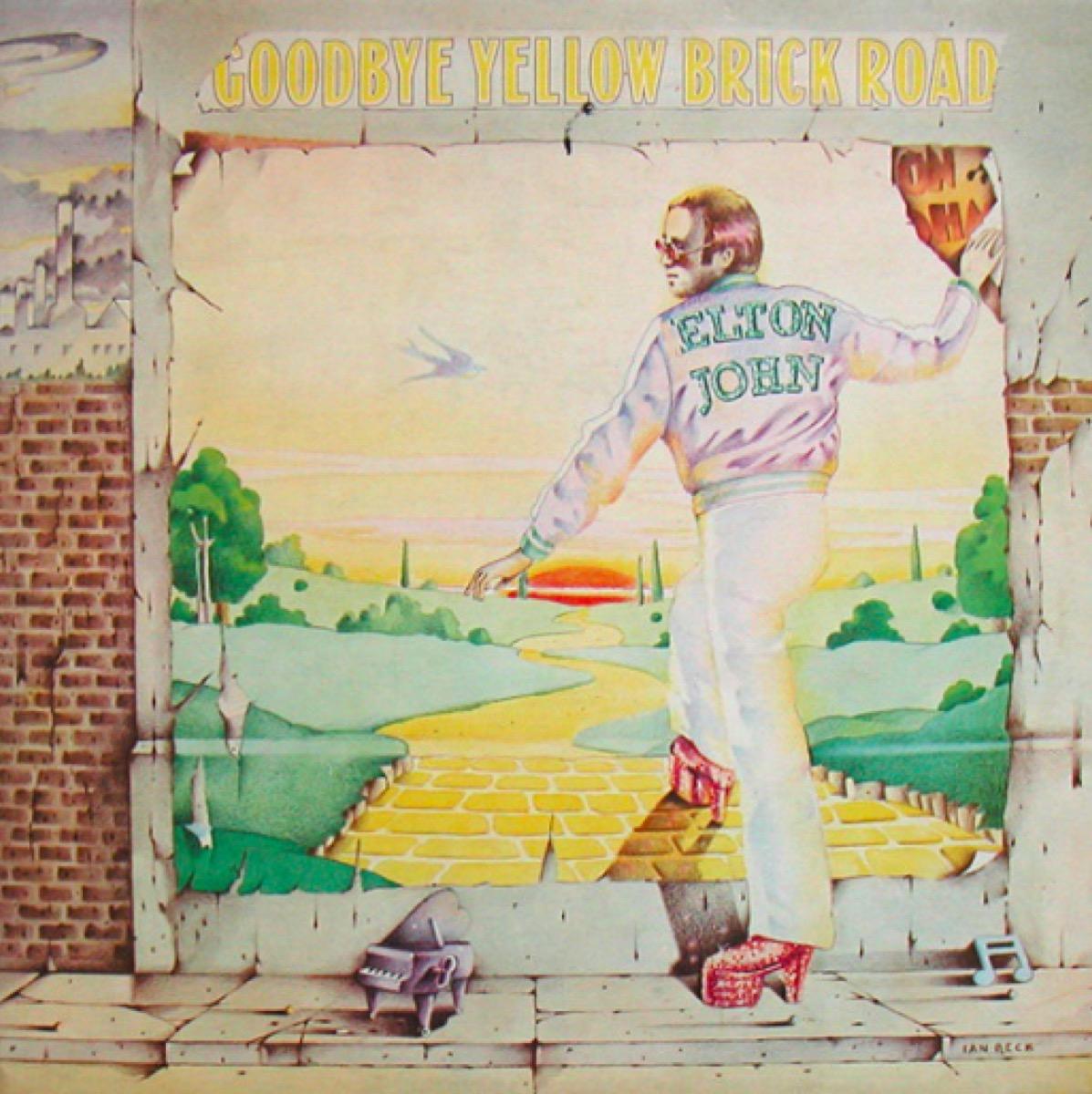 Goodbye Yellow Brick Road album