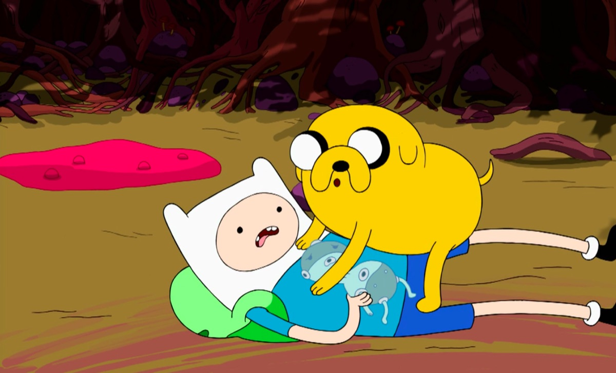 Still from Adventure Time