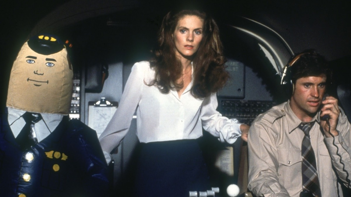 cast of airplane