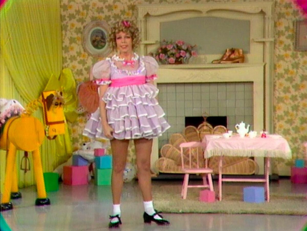 Carol Burnett in The Carol Burnett Show