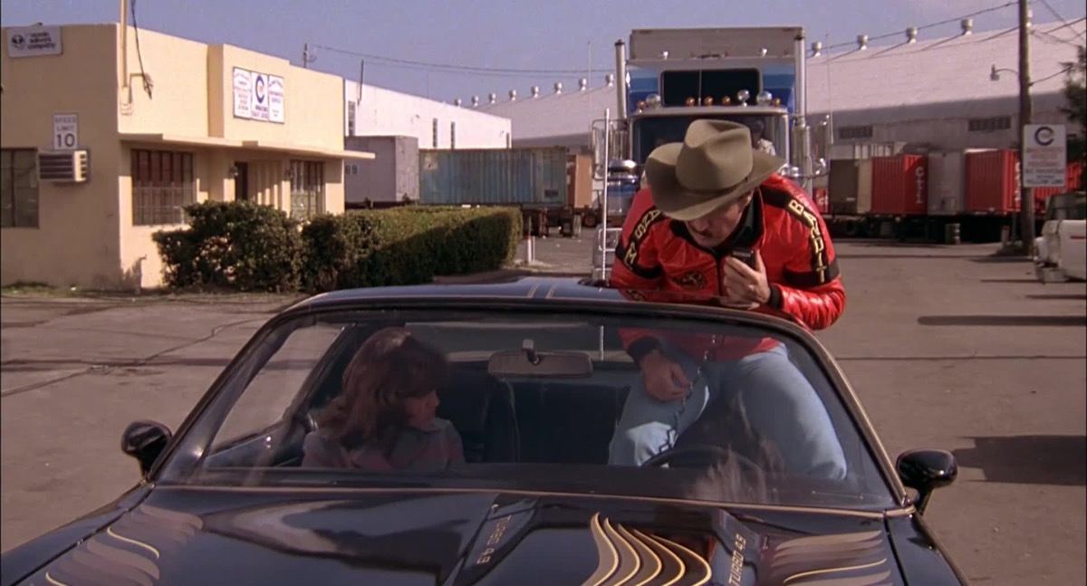 still from smokey and the bandit II