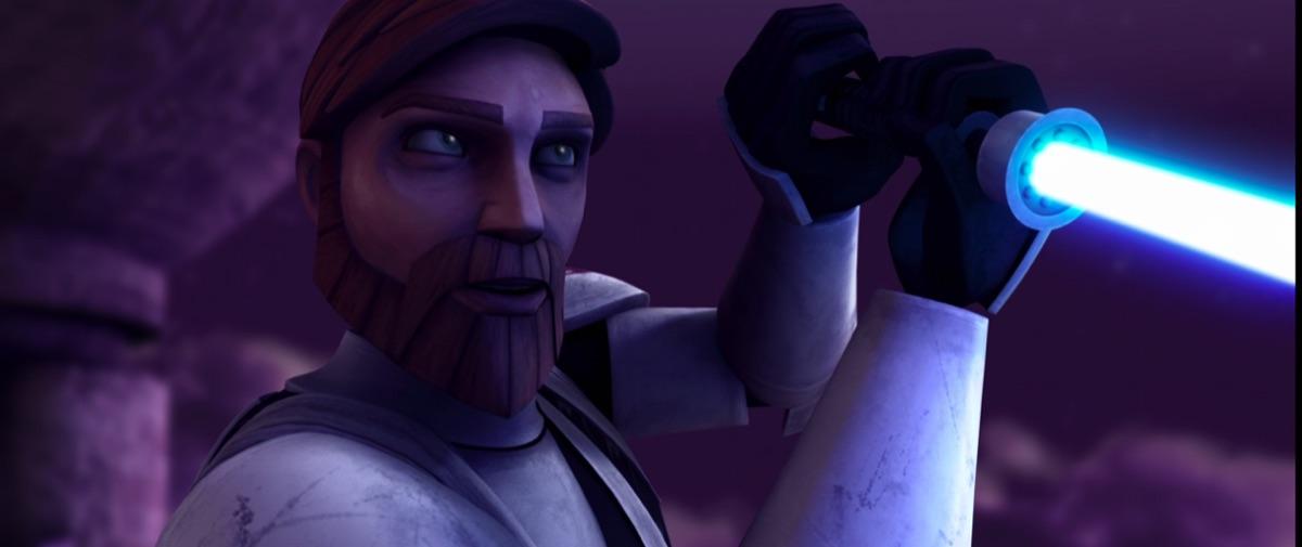 Still from Star Wars: The Clone Wars