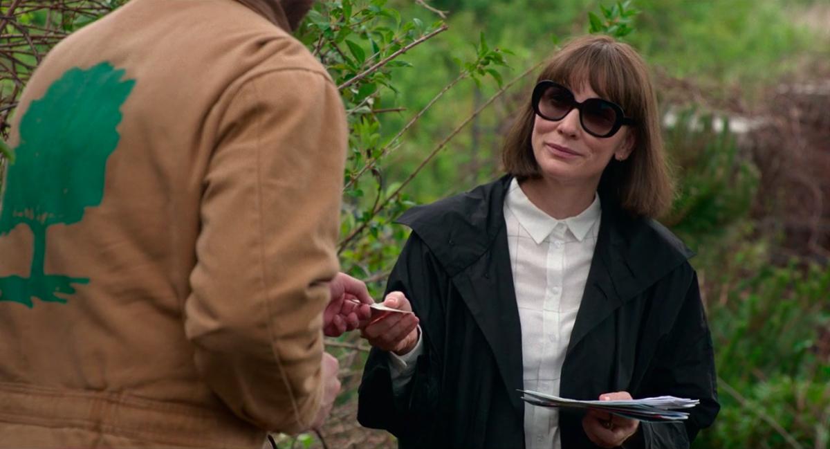 Cate Blanchett in Where'd You Go Bernadette