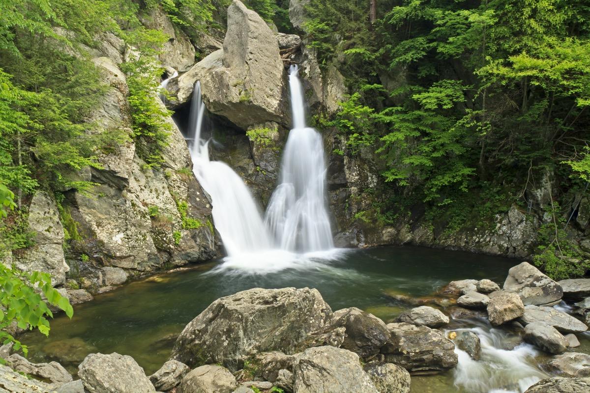 Bash Bish Falls, South Egremont, Massachusetts