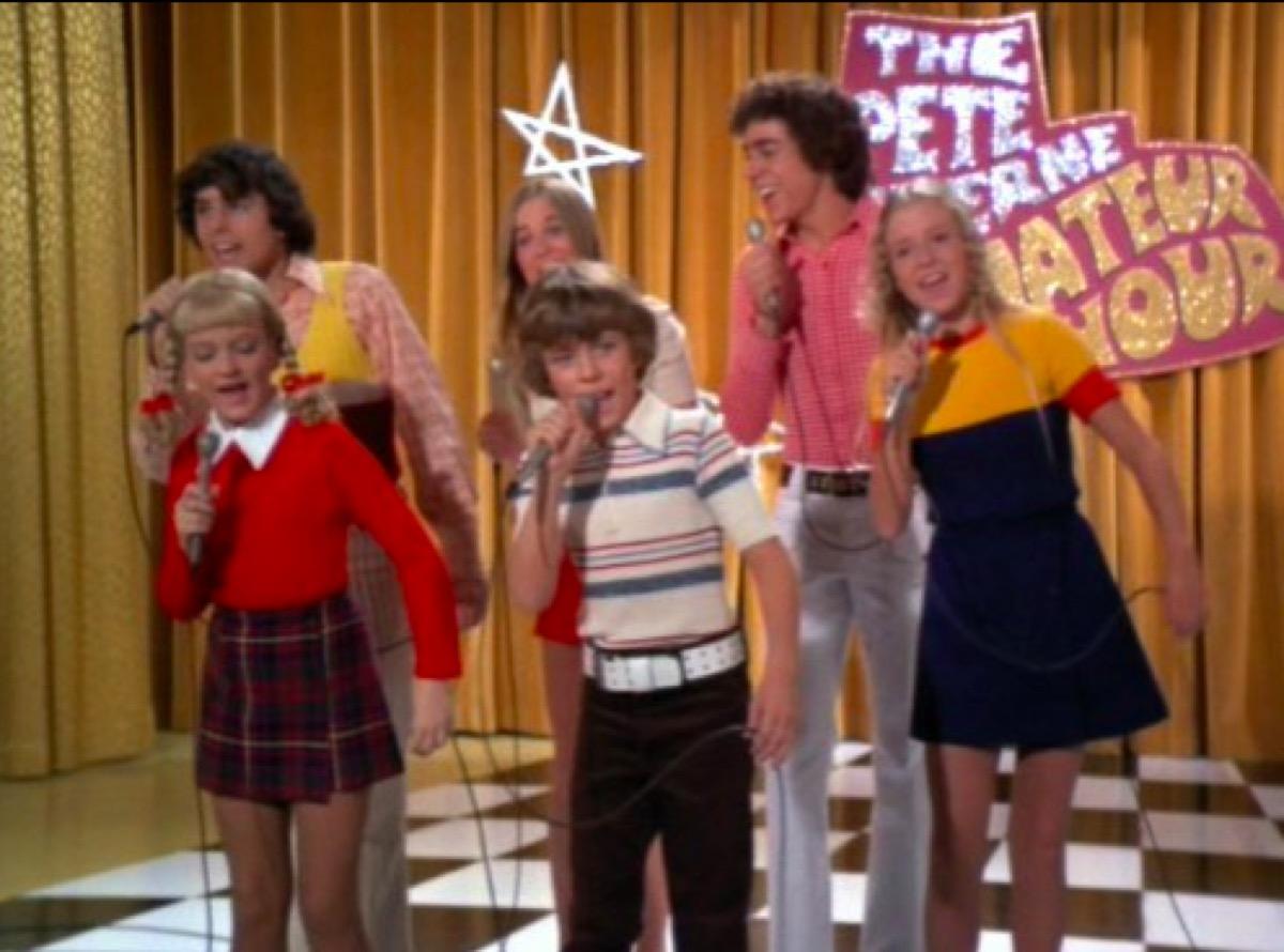 The Brady Bunch show