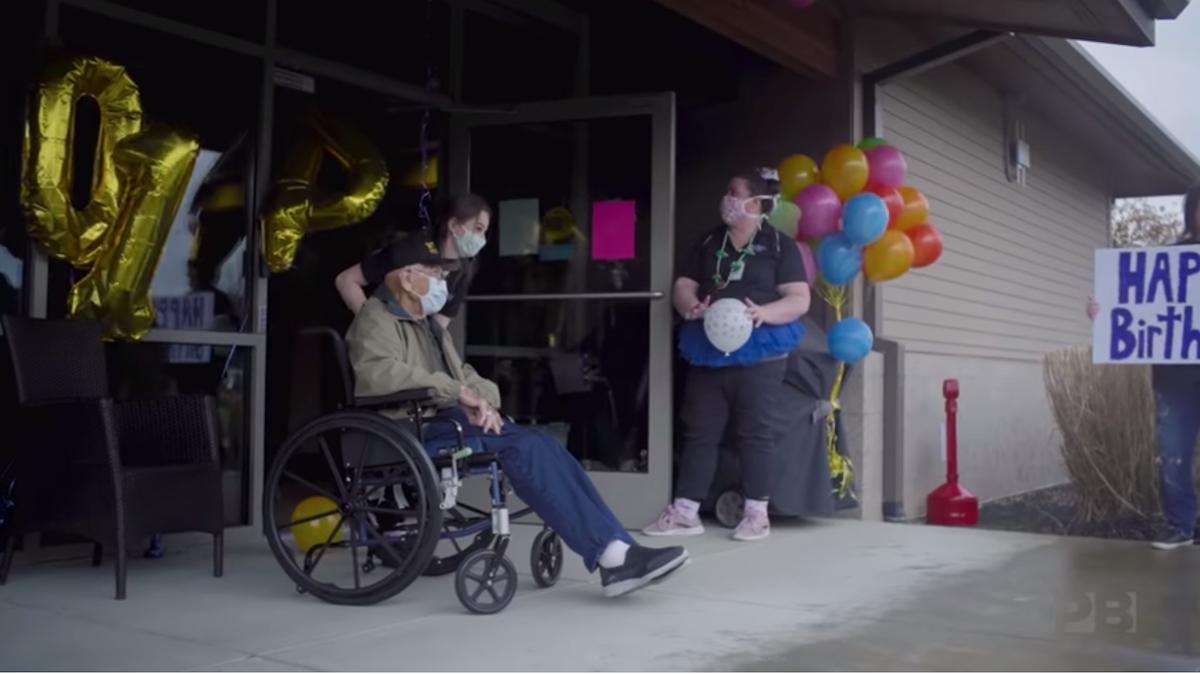 104-year-old coronavirus survivor bill lapschies