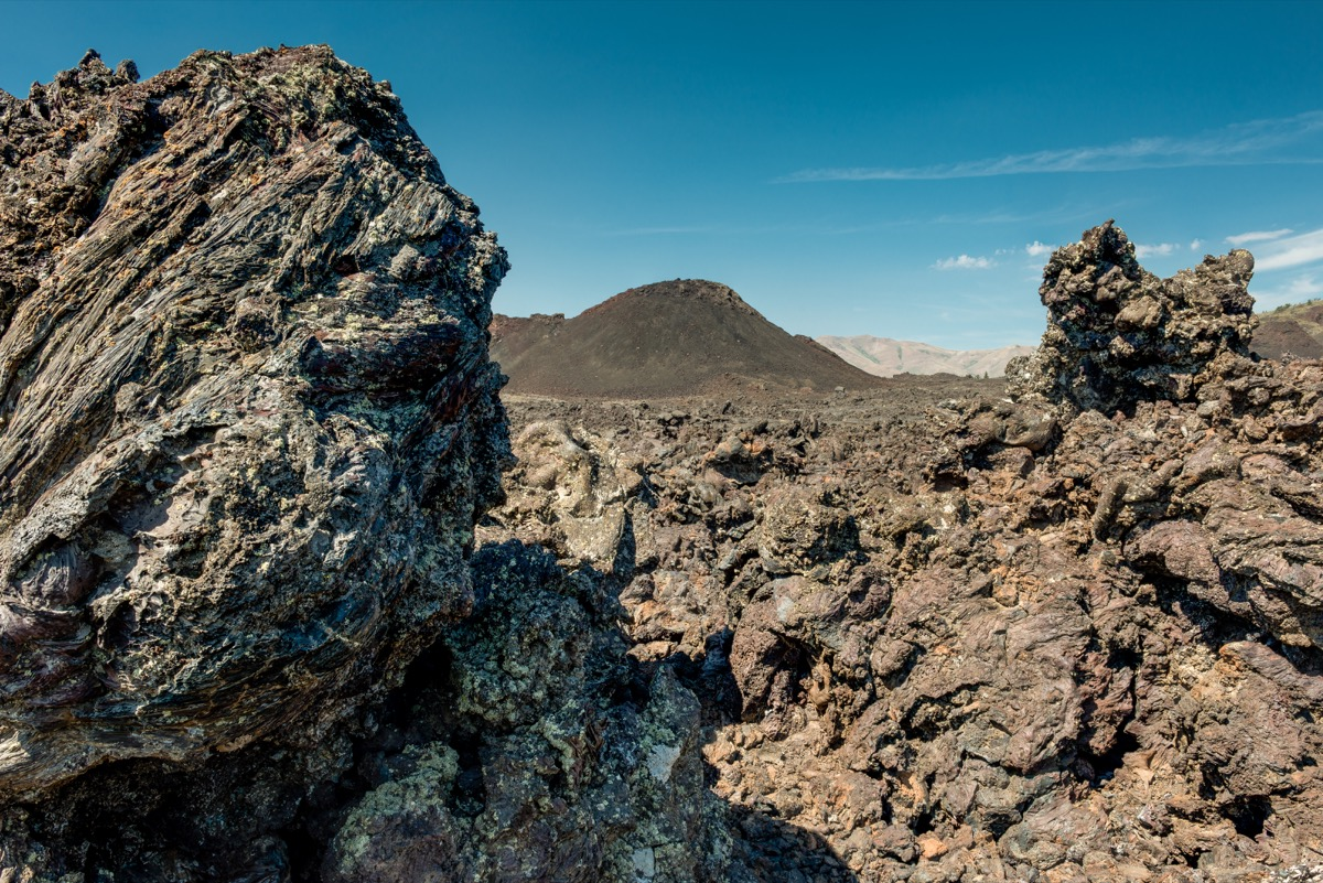 Craters of the Moon National Monument & Preserve, Arco, Idaho
