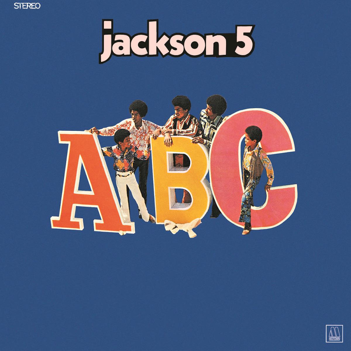 """jackson 5 album cover for """"ABC"""""""