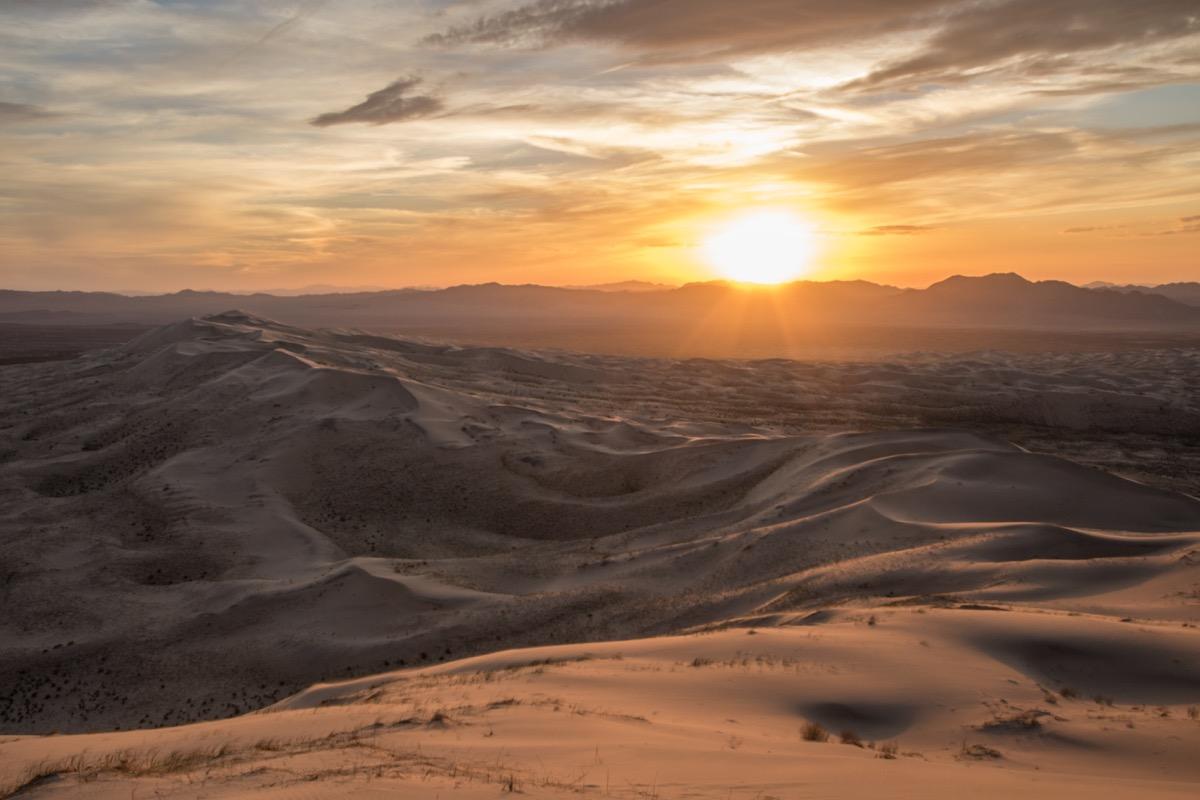 Kelso Dunes, San Bernardino, California