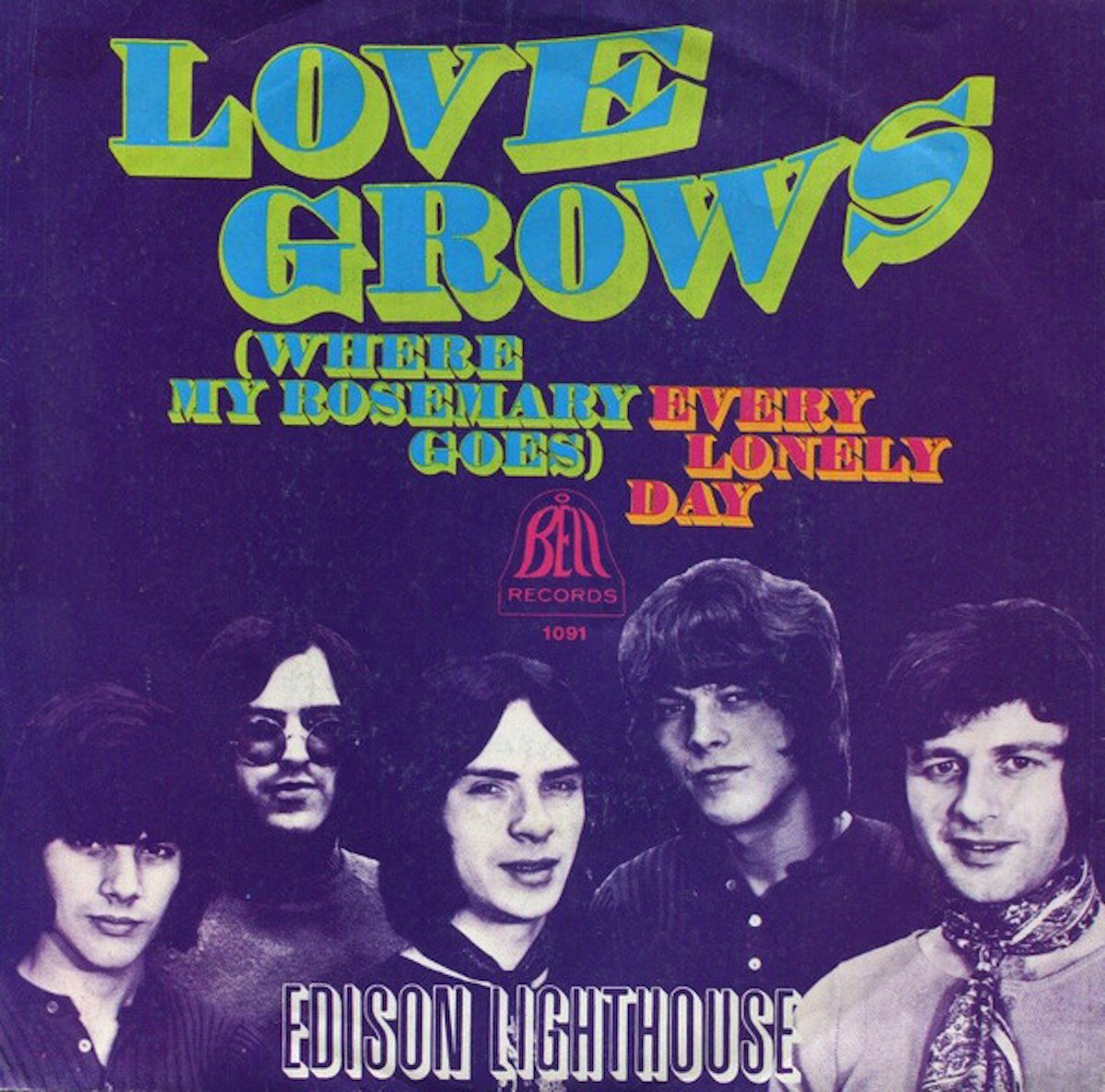 love grows where my rosemary goes by edison lighthouse album cover