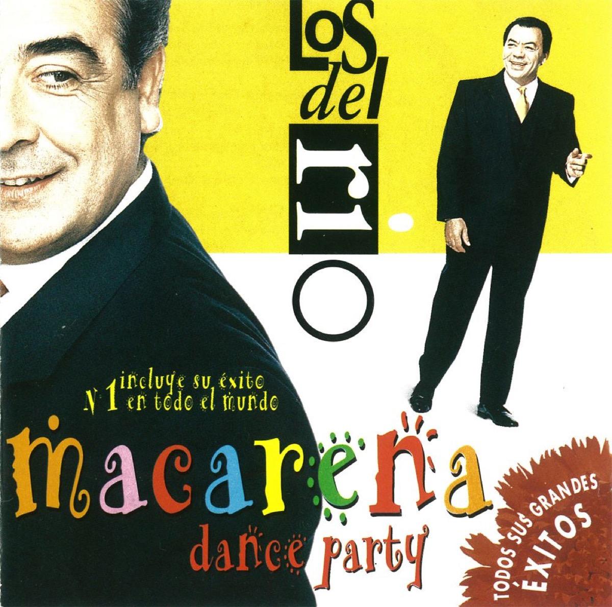 macarena album cover
