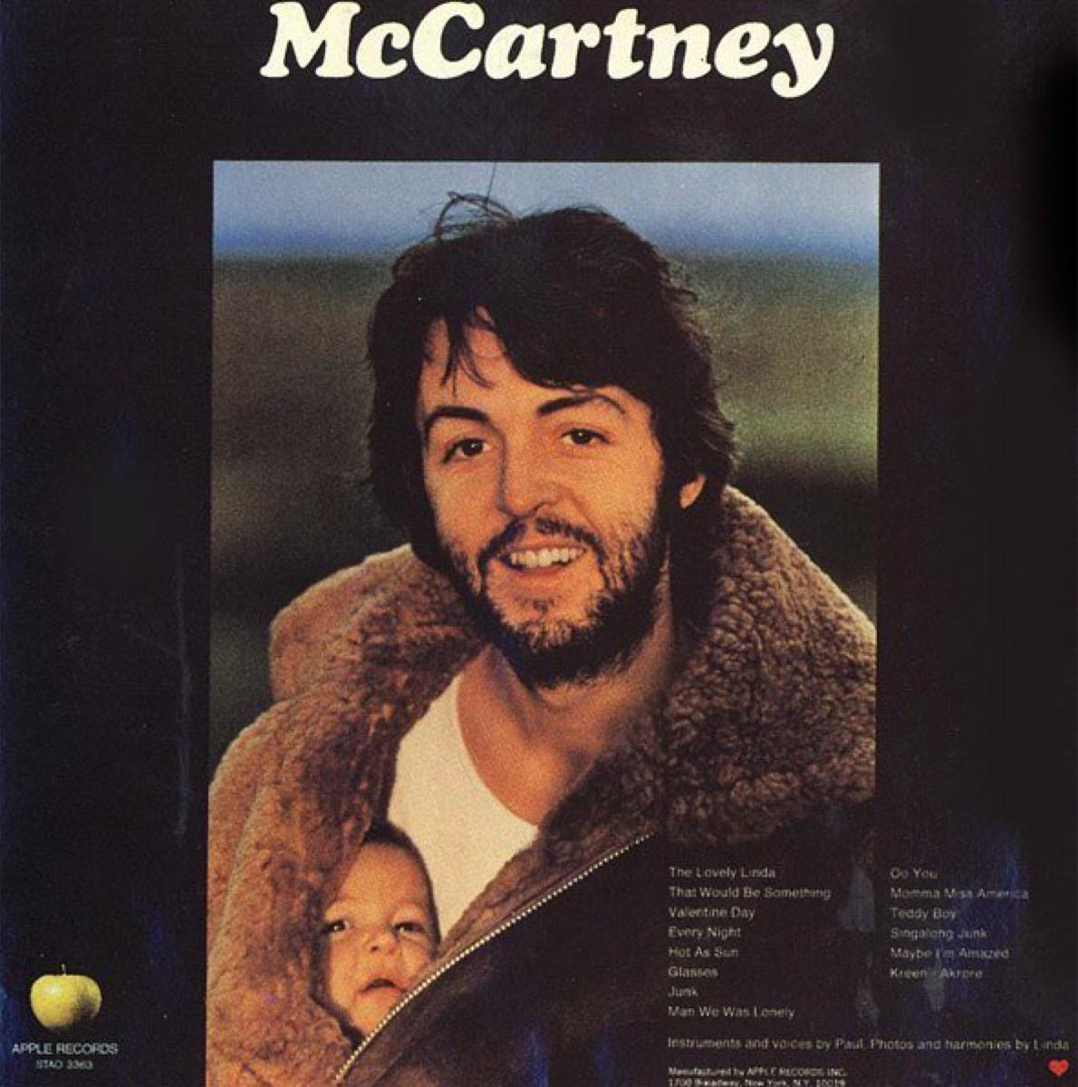 Maybe I'm Amazed Paul McCartney