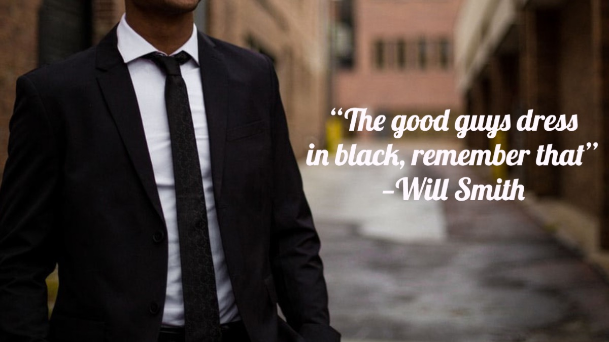 Men in Black lyrics Will Smith