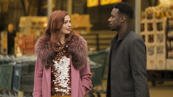 anne hathaway and gary carr on modern love