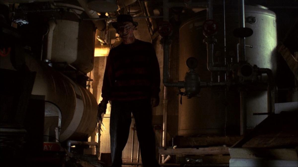 Still from A Nightmare on Elm Street