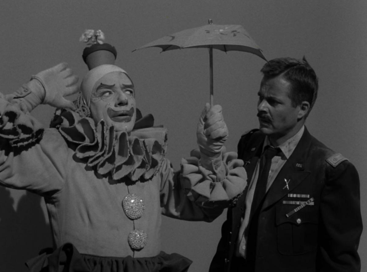 The Twilight Zone show