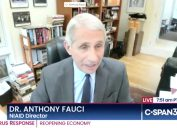 fauci comments on schools reopening in the fall