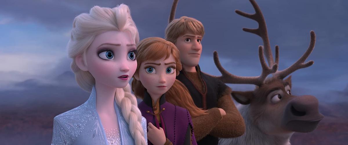 Still from Frozen II