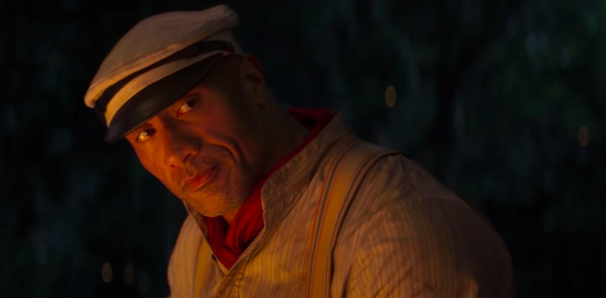 "Dwayne ""The Rock"" Johnson in Jungle Cruise"