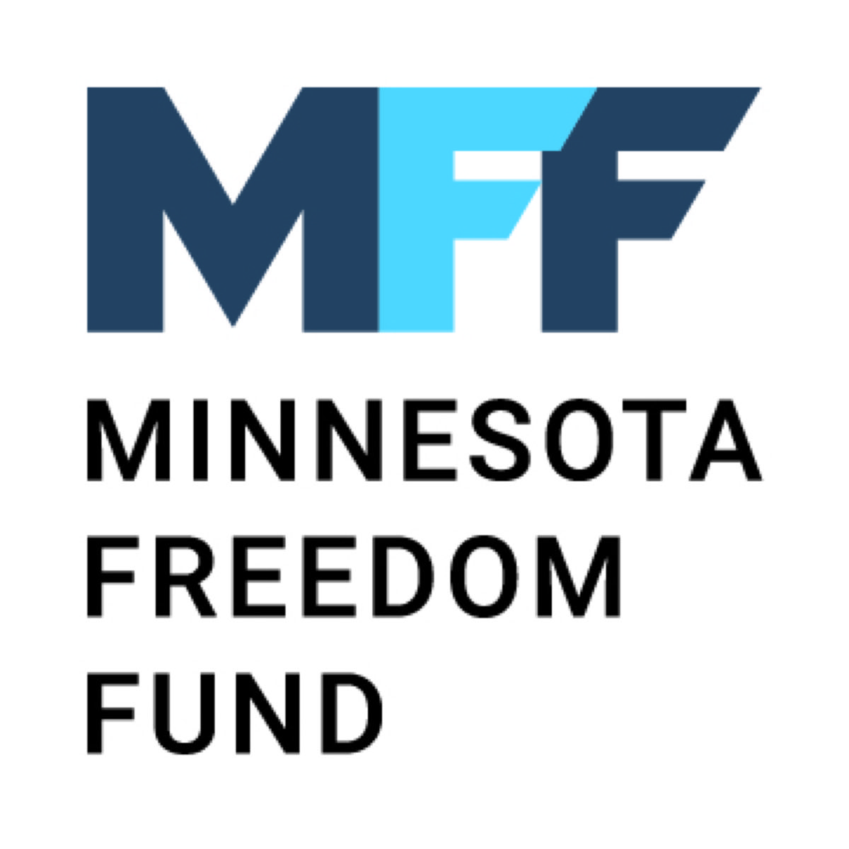 MFF logo blue
