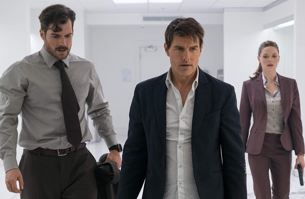 cast of mission impossible fallout