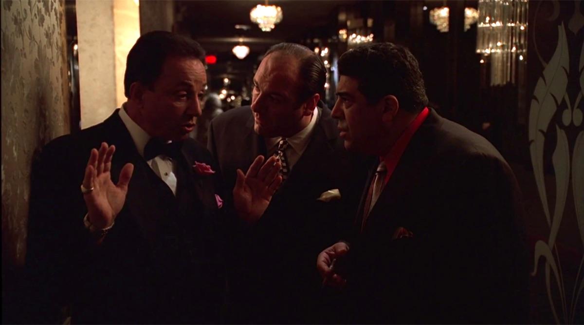 Still from the Sopranos