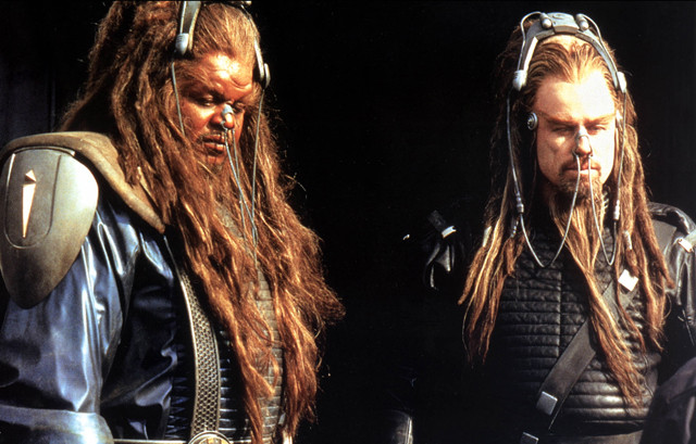 forest whitaker and john travolta in battlefield earth