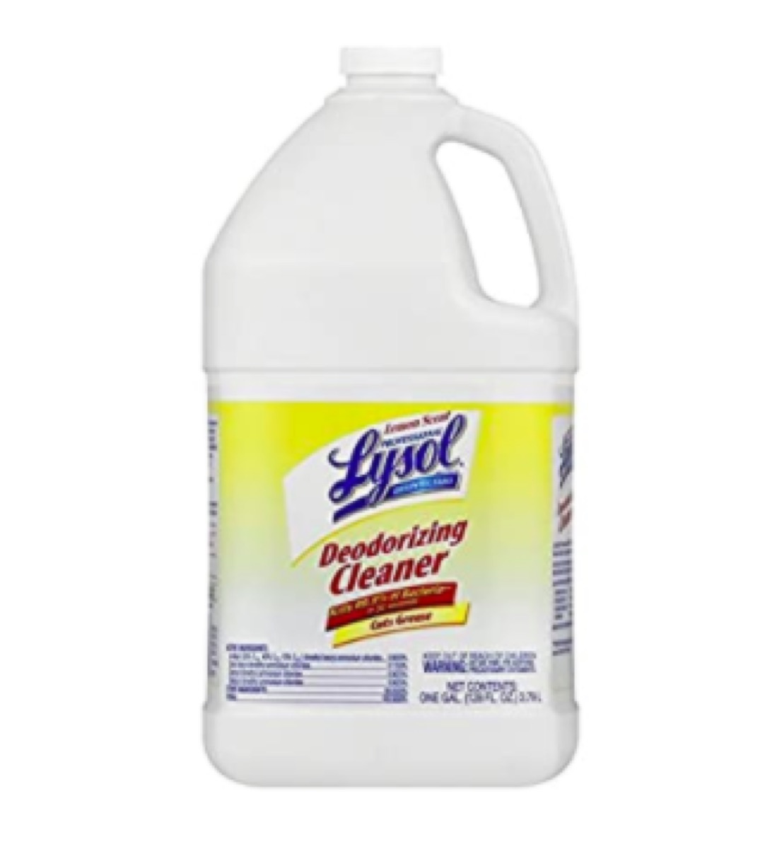 Lysol Brand Deodorizing Disinfectant Cleaner