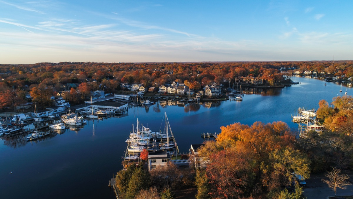 chesapeake bay in annapolis maryland