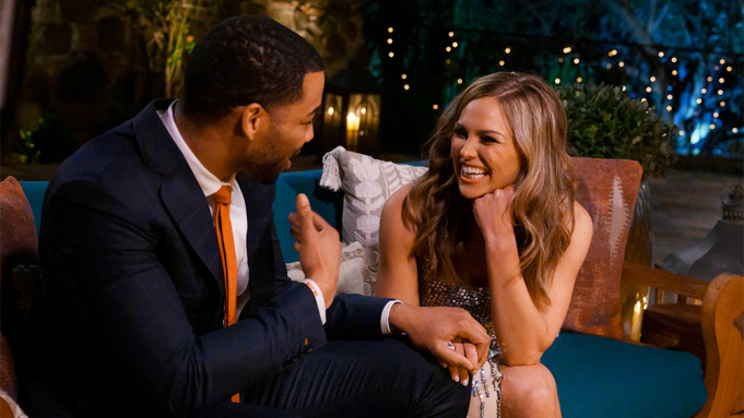 mike and hannah b on the bachelorette