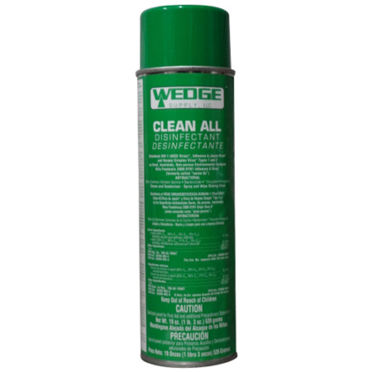 Wedge disinfectant