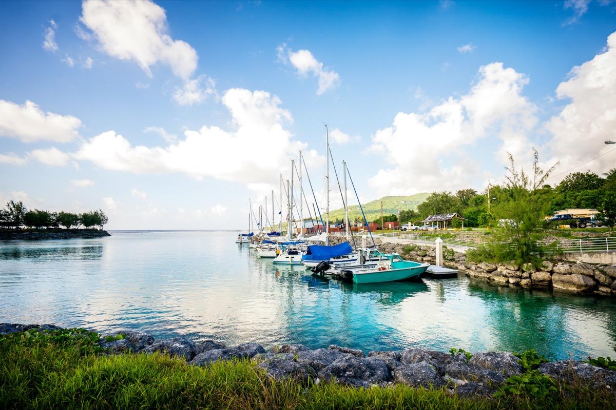 Marina in Northern Mariana Islands