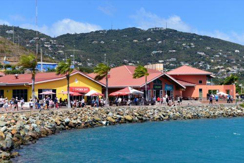 St. Thomas in the U.S. Virgin Islands