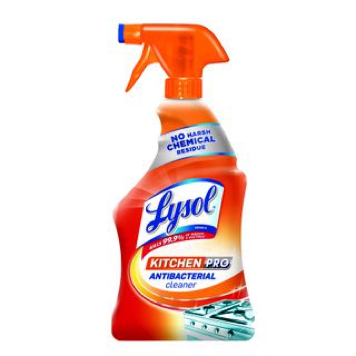 Lysol Antibacterial Pro Cleaner