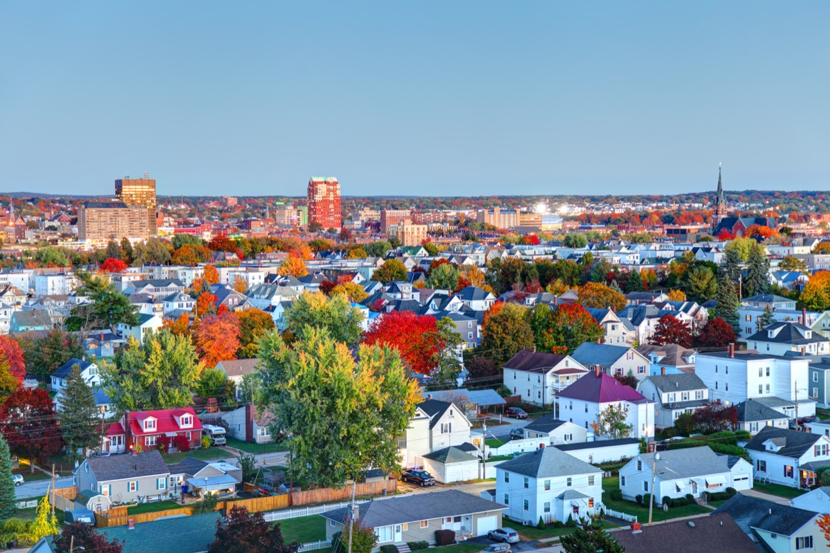 Manchester is the largest city in the state of New Hampshire and the largest city in northern New England. Manchester is known for its industrial heritage, riverside mills, affordability, and arts & cultural destination.