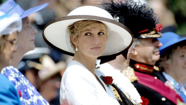 DO NOT USE- Princess Diana, in Portsmouth, England, August 1991.