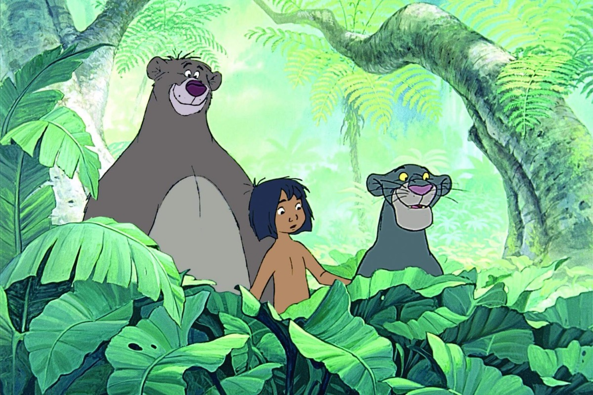 still from the jungle book