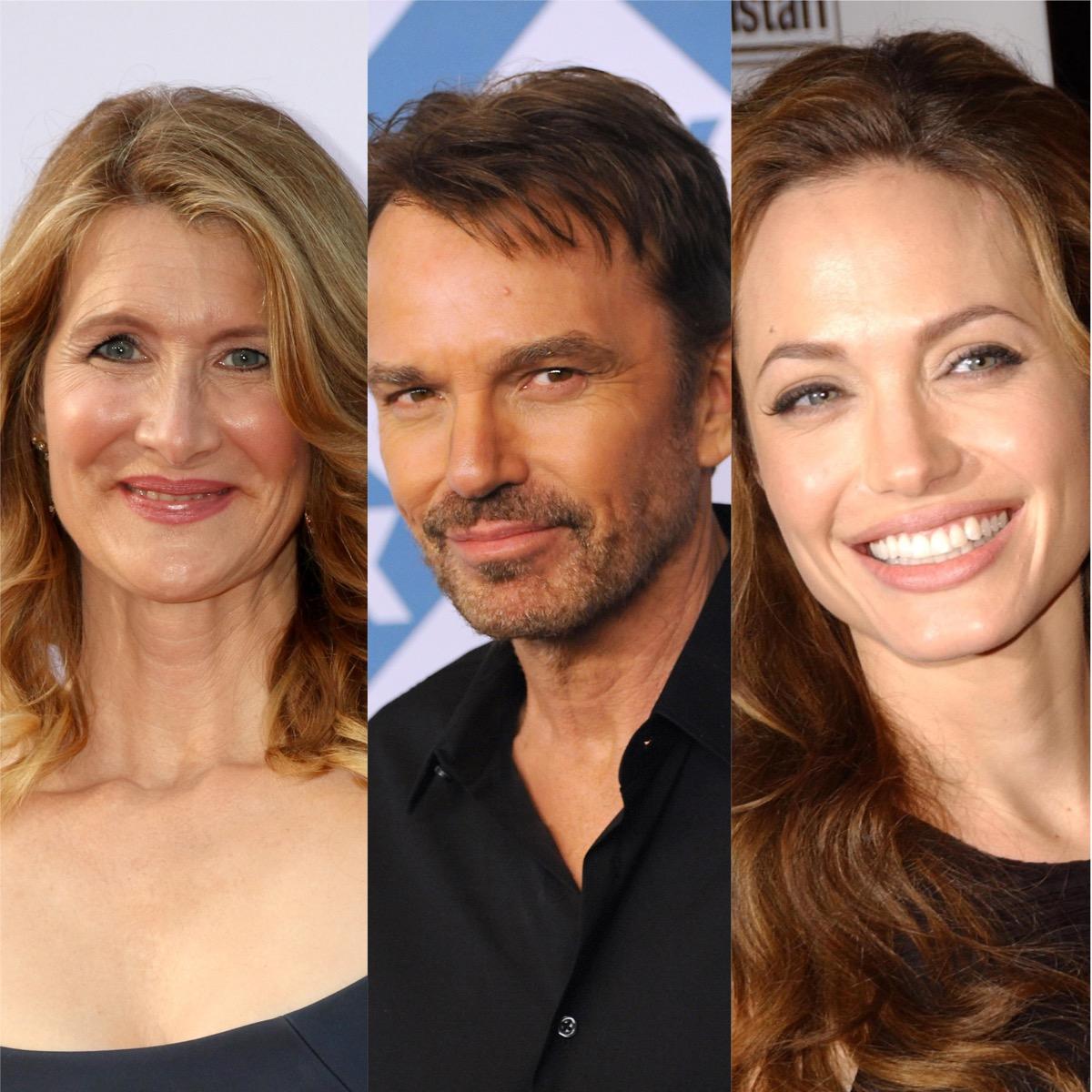 Laura Dern, Billy Bob Thornton, and Angelina Jolie