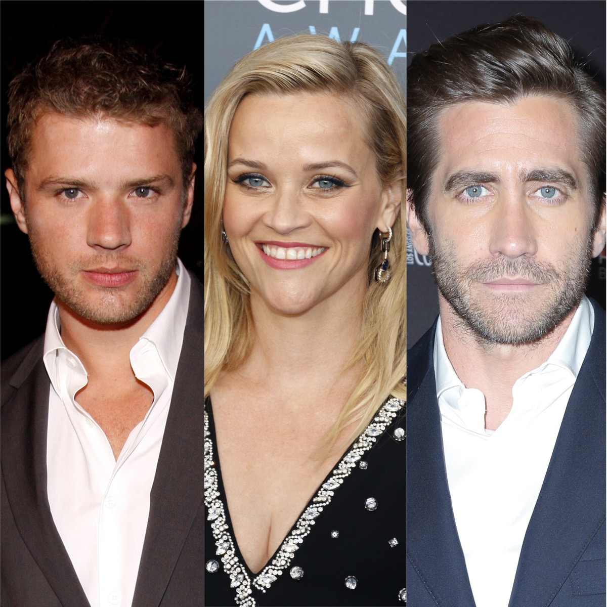 Ryan Phillippe, Reese Witherspoon, and Jake Gyllennhaal