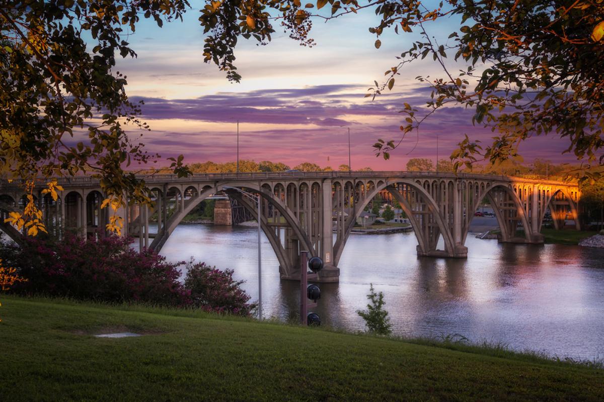 bridge in Glensdale, alabama