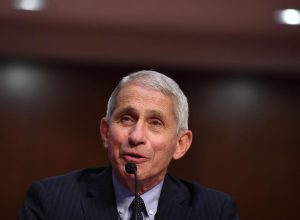 Dr. Anthony Fauci, director of the National Institute for Allergy and Infectious Diseases, testifies before the Senate Health, Education, Labor and Pensions (HELP) Committee on Capitol Hill in Washington DC on Tuesday, June 30, 2020. Fauci and other government health officials updated the Senate on how to safely get back to school and the workplace during the COVID-19 pandemic